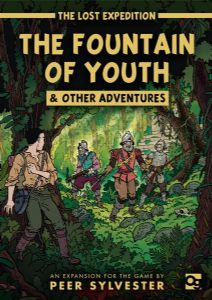 The Lost Expedition : Fountain of Youth and Other Adventures